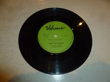 """TOY DOLLS - Nellie The Elephant - 1984 UK first issue green label 7"""" Single"""