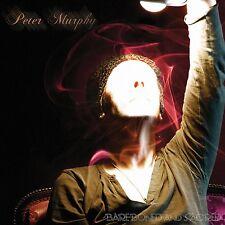 PETER MURPHY Bareboned And Sacred (live) CD 2017 BAUHAUS
