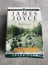 Dubliners by James Joyce (2000, Cassette, Unabridged) New & Sealed