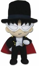 "TUXEDO KAMEN (SAILOR MOON) ANIME PLUSH (8"") - NEW"