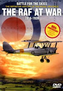 The RAF at War: 1918-1939 (DVD) **New**