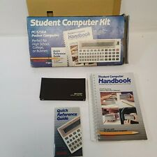 Student Computer Kit PC-125A PARTS ONLY Box, Handbook, Guide and Case