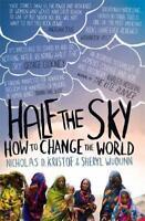 Half The Sky by Nicholas D. Kristof, Sheryl WuDunn Paperback Book 9781844086