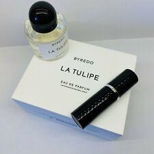 Decant Byredo La Tulipe 10 ml / 0.34 oz. Eau De Parfum Travel Spray Sample Size