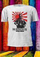 Shimpū Tokkōtai Kamikaze 神風特攻隊 Tokubetsu Kōgekitai Men Women Unisex T-shirt 985
