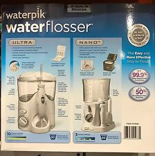 WaterPik Ultra & Nano Water Flossed Combo Pack---Free USA shipping
