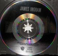 JAMES INGRAM IT'S REAL 2 TRACK PROMO CD SINGLE