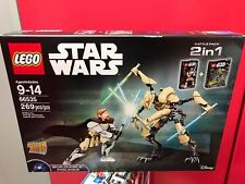 LEGO Star Wars 66535 Obi-Wan Kenobi & General Grievous 2 in 1 (75109, 75112)