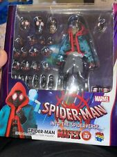 mafex spider man miles morales