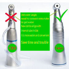 Dental Internal Water Spray Slow Low Speed Handpiece Contra Angle Fit W&H CE