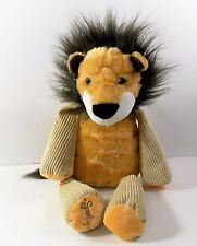 Scentsy Buddy Roarbert the Lion 2010 Plush Scent Pak Sweet Pea/Vanilla