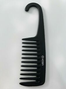KOSA Shower Hanging Wide Tooth Hair Comb for Wet Dry Hair Detangling