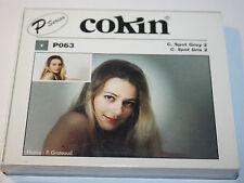 Cokin P063 C.Spot Grey 2 - filter - NEW - w/original box