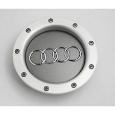 Audi Radzierkappe Original Nabenkappe Abdeckung Felgendeckel silber 8D0601165K