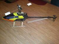 Gohbee Phazor 600 Electric Rc Helicopter