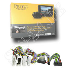 Parrot MKi9200 Bluetooth Freisprechanlage Simple Fit Adapter Renault Twingo 2012
