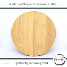 Tischplatte Bambus Gunstig Kaufen Ebay