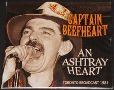 CAPTAIN BEEFHEART an ashtray heart toronto broadcast 1981 UK CD new sealed ZAPPA