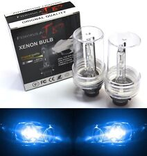 HID Xenon D2S Two Bulbs Head Light 10000K Blue Bi-Xenon Plug Play Replace Lamp