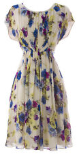 NEW Beautiful Boden Cecily Floral Dress ( US-2R, UK-6R)