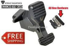Strike Industries Enhanced Bolt Catch EBC 223 Wide Lever + Spring roll pin detnt