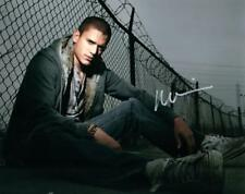 Wentworth Miller Signed 8x10 Photo Picture with COA great autographed Pic