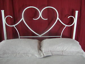 Katherine Double Size Metal Bed - Aussie Made