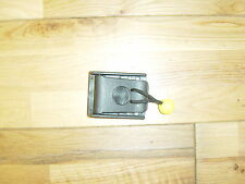 50mm NYLON CAM BUCKLE WITH A YELLOW NYLON BALL