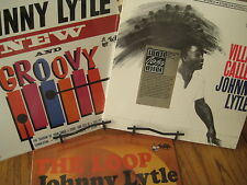 JOHNNY LYTLE THE LOOP  - VILLAGE CALLER - NEW & GROOVY FACTORY SEALED 3 LP SET