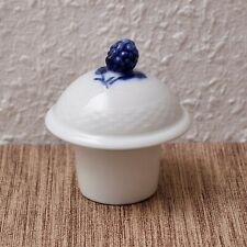 Royal Copenhagen blaue Blume Deckel für Kaffeekanne  10 / 8034  Denmark
