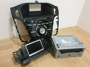 2012-2016 Ford Focus Stereo CD Player Radio Original Genuine LCD Screen Display