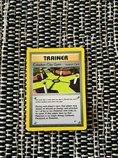 1995/6/8 Pokemon Card: Celadon City Gym - Gym Heroes Set - 107/132