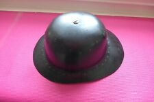 Coal Miners compressed leather helmet