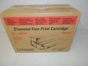 Original Lexmark 1382150 Toner black ► Optra L, LX, LX, LXI, LXN, R, 4049 Series