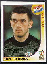 Panini Football - World Cup 2002 - Sticker No 477 - Croatia - Stipe Pletikosa