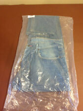 Cotton Regular Distressed 32L Jeans for Men