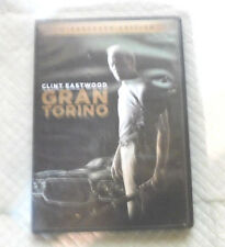 Clint Eastwood -(Gran Torino- DVD, 2008, Wide Screen Edition)Rated R