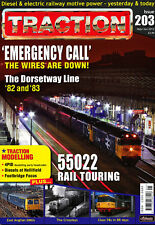 TRACTION 203 MAY/JUN 2012 Dorsetway Line,Railtours,Crossleys,Classs 58,Headcodes