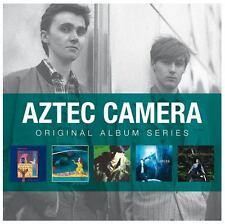 Aztec Camera ORIGINAL ALBUM SERIES High Land, Hard Rain KNIFE Stray NEW 5 CD
