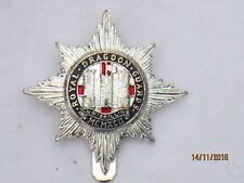 Royal Dragoon Guards, RDG,Barettabzeichen ,farbig, Maker: FIRMIN