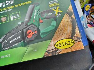 parkside cordless 12v  pruning saw