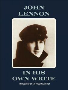 In His Own Write, Hardcover by Lennon, John; McCartney, Paul (INT), Like New ...
