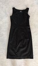 Kleid von Esprit 36/38 Dress Schwarz Business Etuikleid Kleines Schwarzes
