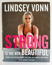 LINDSEY VONN - STRONG IS THE NEW BEAUTIFUL | HC | (2016) | Z 2