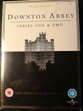Downton Abbey series 1 &2 DVD Boxset
