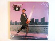 ACCEPT SELF TITLED LP ORIG. U.S. 1979 SEALED GERMAN METAL WOLF HOFFMANN