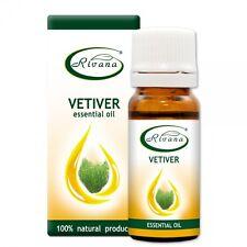 100% Natural aceite esencial puro Vetiver-vetivera zizani - 10 Ml Aromaterapia