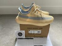 Adidas Yeezy Boost 350 V2 Linen UK 10.5 EU 45 1/3 FY5158 Brand New With Receipt