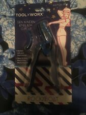 Tool Worx Sea Maiden Eyelash Curler Nautical Blue