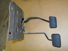 1970 FORD MUSTANG MACH 1 BOSS 302 COUGAR CLUTCH PEDAL ASSEMBLY W DISC BRAKE